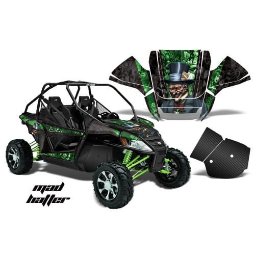 Комплект графики AMR Racing Mad Hatter (Wildcat)