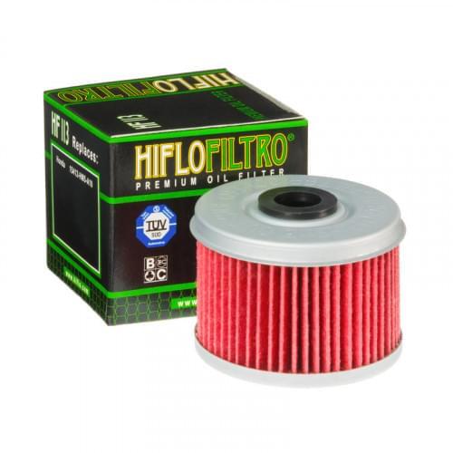 Масляный фильтр HifloFiltro HF-113
