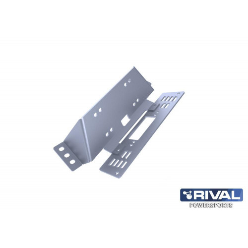 Комплект крепления лебедки UTV Polaris Ranger 400/500/570 (2011-)