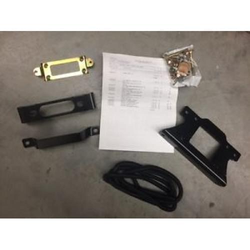 Установочный комплект лебедки оригинальный для квадроциклов Can-Am Outlander G-1 703500547/703500295