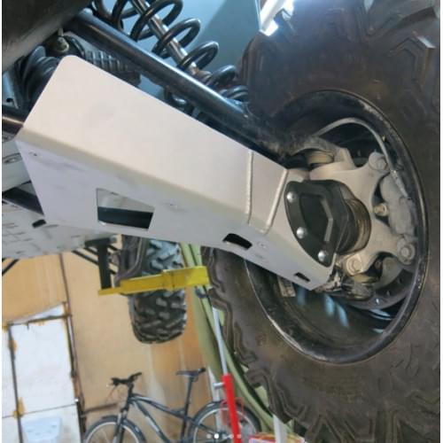 Защита передних рычагов для Maverick X3 (Turbo R, X DS Turbo R)