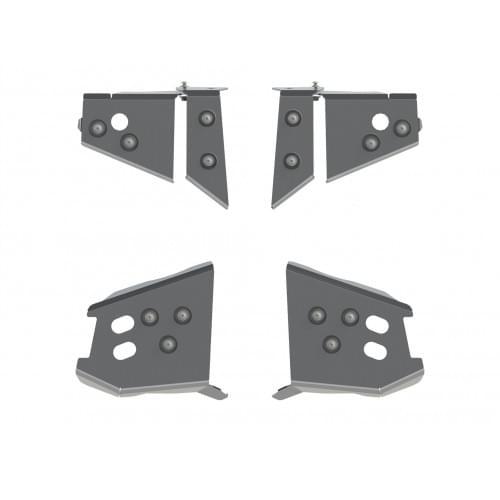Защита рычагов 4 мм 2014- для Yamaha Grizzly  550/700